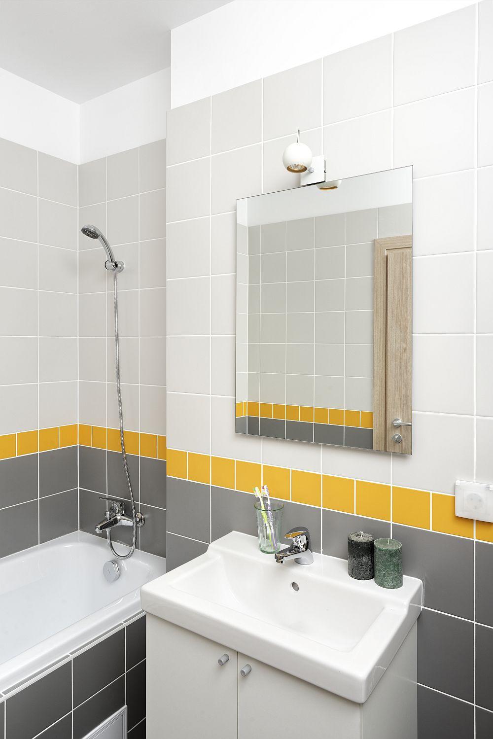 adelaparvu.com despre apartament de doua camere 51 mp, blocul The Park Bucuresti (9)