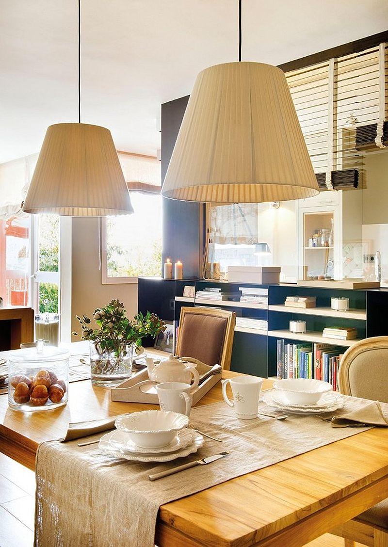 adelaparvu.com despre apartament de doua camere cu multe locuri de depozitare, design Pepe Llaudet, Foto ElMueble (3)