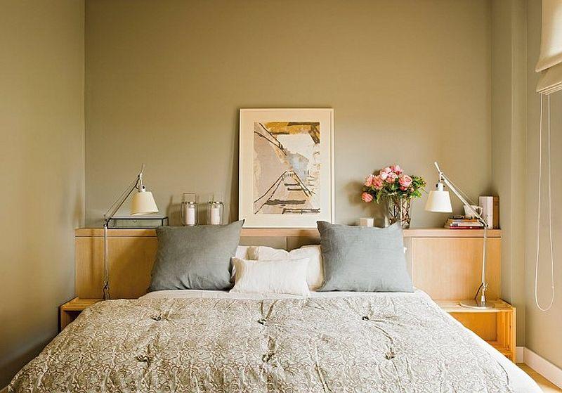 adelaparvu.com despre apartament de doua camere cu multe locuri de depozitare, design Pepe Llaudet, Foto ElMueble (6)