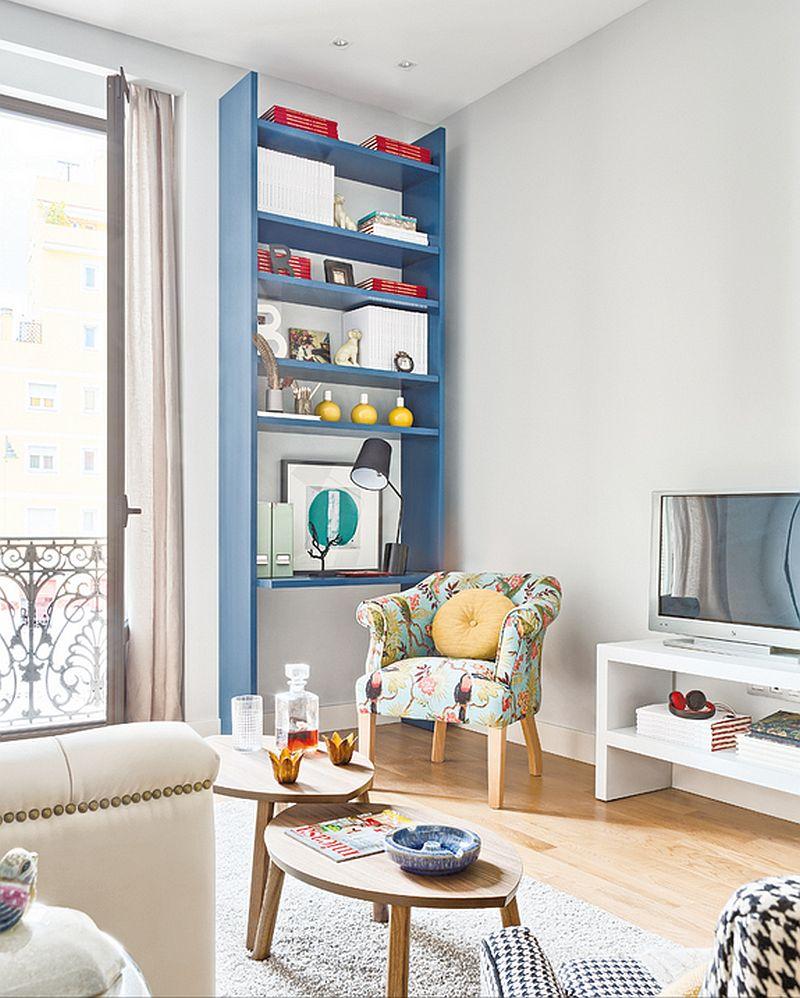 adelaparvu.com despre apartament de doua camere, locuinta 66 mp, designer Pili Molina, Mas Fotogenica (3)