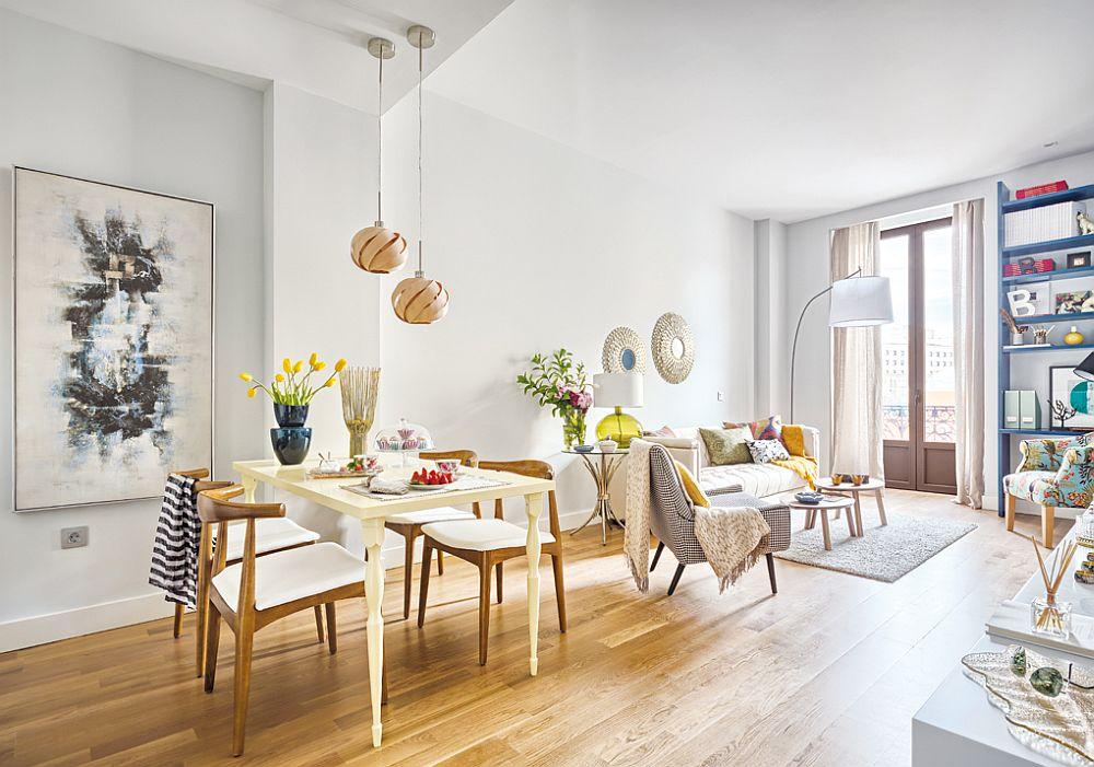 adelaparvu.com despre apartament de doua camere, locuinta 66 mp, designer Pili Molina, Mas Fotogenica (4)
