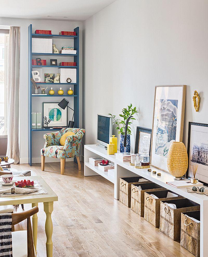 adelaparvu.com despre apartament de doua camere, locuinta 66 mp, designer Pili Molina, Mas Fotogenica (6)