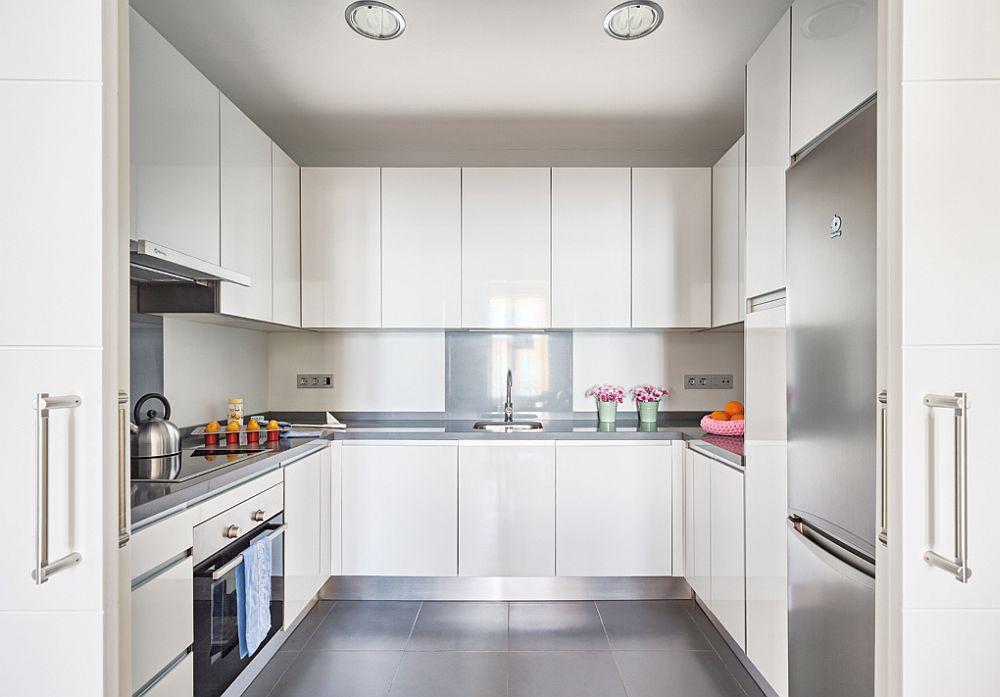 adelaparvu.com despre apartament de doua camere, locuinta 66 mp, designer Pili Molina, Mas Fotogenica (8)