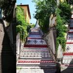 adelaparvu.com despre arta urbana in Targu Mures, Romania, Rakoczi Stairs in Targu Mures City Romania (9)