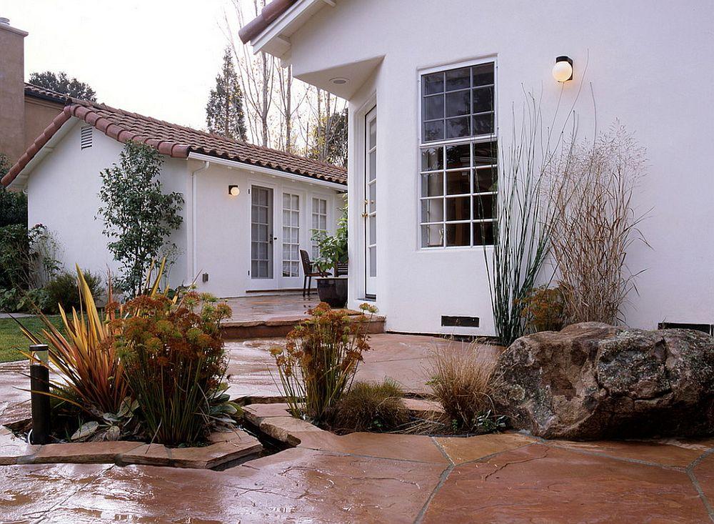adelaparvu.com despre atelier de artist, Menlo Park, California, soba din lut, design Zak Johnson, Foto Michael Winokur (5)