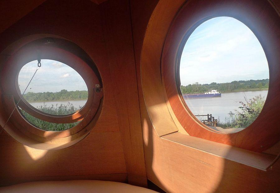 adelaparvu.com despre cabana in forma de bufnita, design Zebra3, Foto Bruitdufrigo Refuges Guetteurs (16)