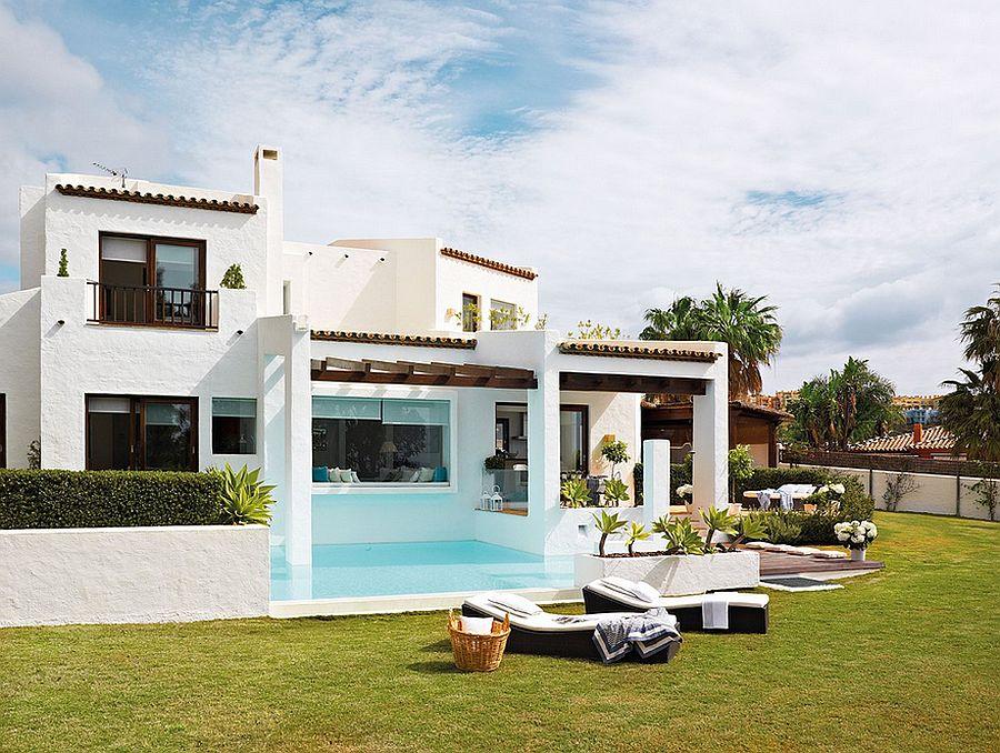 adelaparvu.com despre casa Spania, casa de vacanta la mare, Casa Finain San Roque, arhitect Alejandro Giménez Ferrer (10)