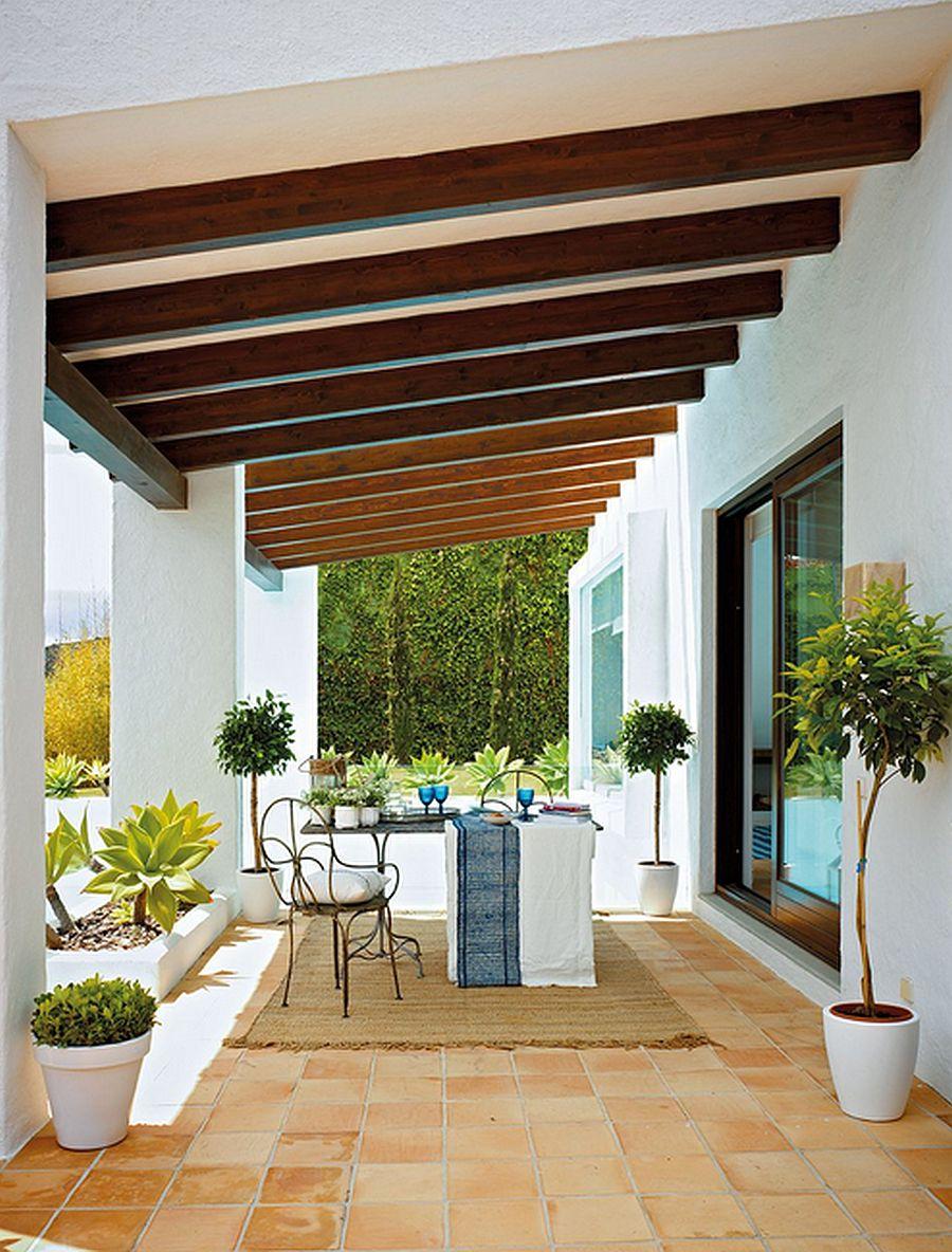 adelaparvu.com despre casa Spania, casa de vacanta la mare, Casa Finain San Roque, arhitect Alejandro Giménez Ferrer (12)