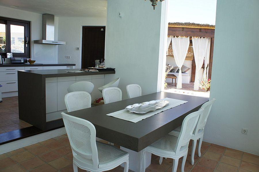 adelaparvu.com despre casa Spania, casa de vacanta la mare, Casa Finain San Roque, arhitect Alejandro Giménez Ferrer