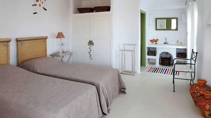 adelaparvu.com despre casa cu arhitectura cicladica, Mykonos, Villa Dimitrios din Panormos (1)