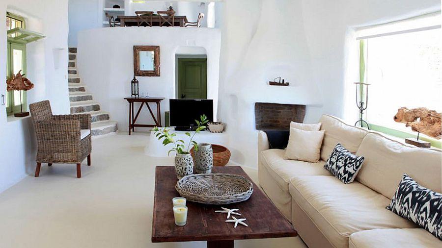 adelaparvu.com despre casa cu arhitectura cicladica, Mykonos, Villa Dimitrios din Panormos (12)