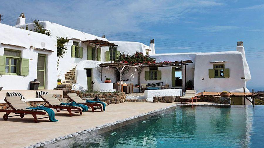 adelaparvu.com despre casa cu arhitectura cicladica, Mykonos, Villa Dimitrios din Panormos (13)