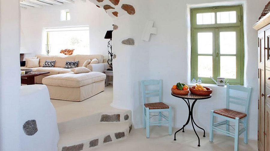 adelaparvu.com despre casa cu arhitectura cicladica, Mykonos, Villa Dimitrios din Panormos (2)
