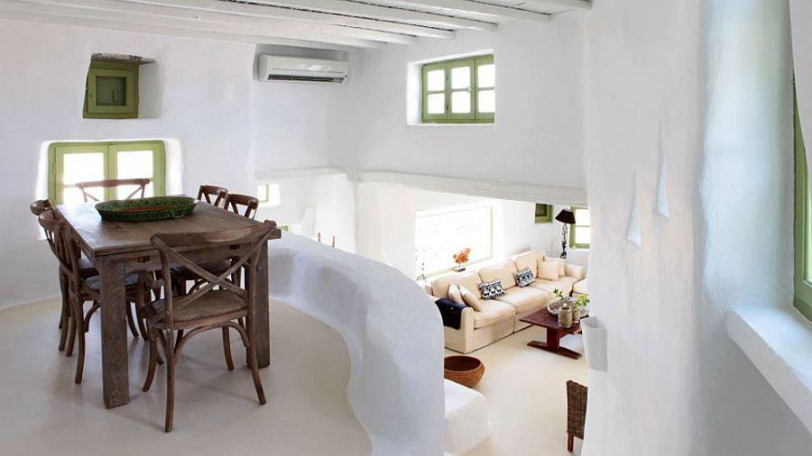 adelaparvu.com despre casa cu arhitectura cicladica, Mykonos, Villa Dimitrios din Panormos (3)
