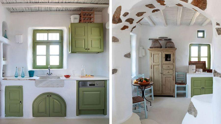 adelaparvu.com despre casa cu arhitectura cicladica, Mykonos, Villa Dimitrios din Panormos (8)