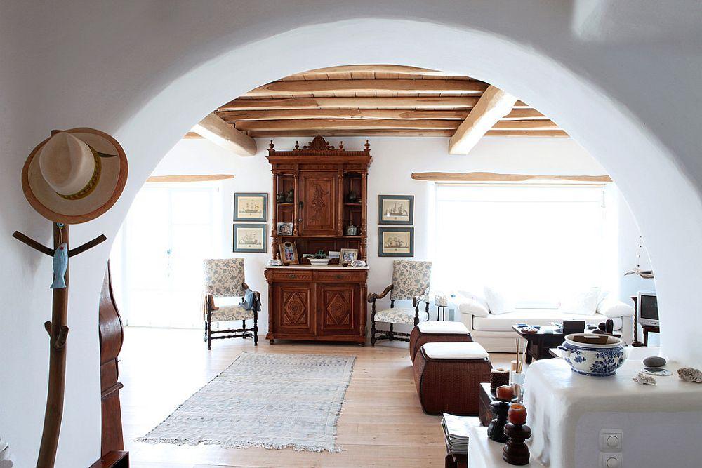 adelaparvu.com despre casa cu arhitectura cicladica, casa rustica Grecia, Villa Naira Mykonos (12)