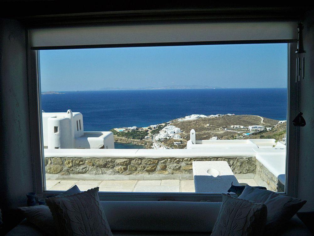 adelaparvu.com despre casa cu arhitectura cicladica, casa rustica Grecia, Villa Naira Mykonos (14)