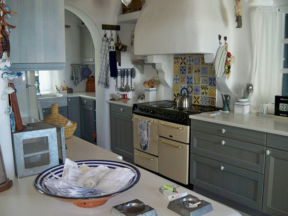 adelaparvu.com despre casa cu arhitectura cicladica, casa rustica Grecia, Villa Naira Mykonos (16)