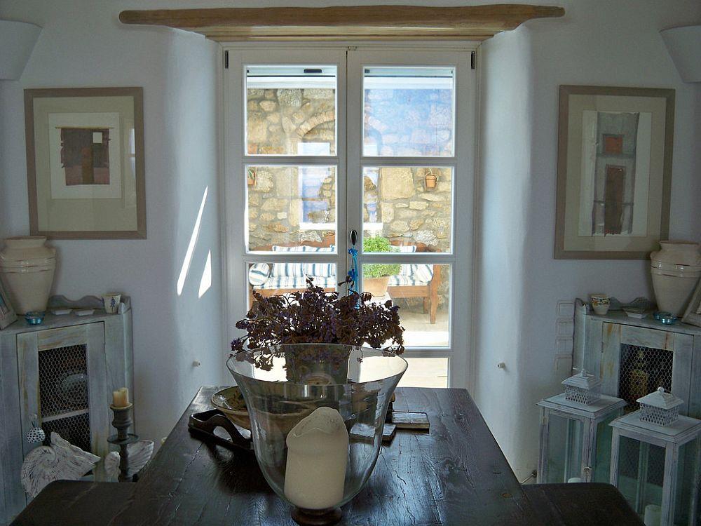 adelaparvu.com despre casa cu arhitectura cicladica, casa rustica Grecia, Villa Naira Mykonos (17)