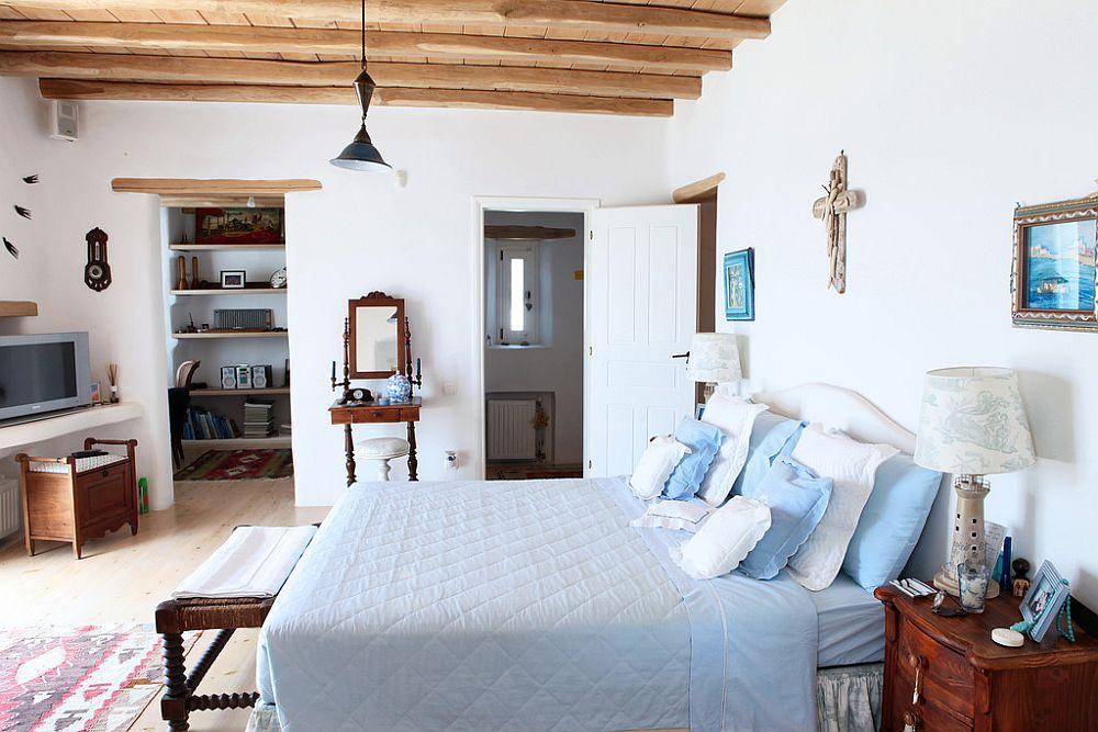 adelaparvu.com despre casa cu arhitectura cicladica, casa rustica Grecia, Villa Naira Mykonos (19)
