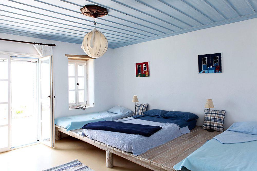 adelaparvu.com despre casa cu arhitectura cicladica, casa rustica Grecia, Villa Naira Mykonos (21)