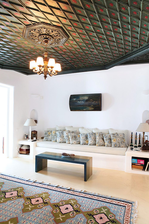 adelaparvu.com despre casa cu arhitectura cicladica, casa rustica Grecia, Villa Naira Mykonos (22)