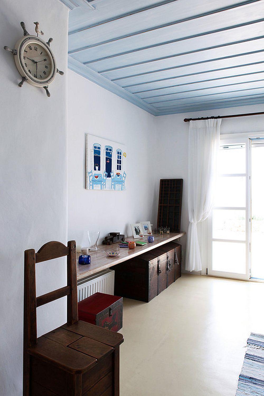 adelaparvu.com despre casa cu arhitectura cicladica, casa rustica Grecia, Villa Naira Mykonos (23)