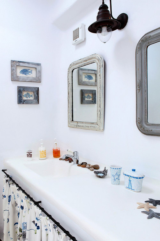 adelaparvu.com despre casa cu arhitectura cicladica, casa rustica Grecia, Villa Naira Mykonos (26)