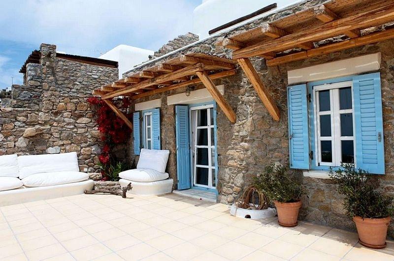 adelaparvu.com despre casa cu arhitectura cicladica, casa rustica Grecia, Villa Naira Mykonos (27)