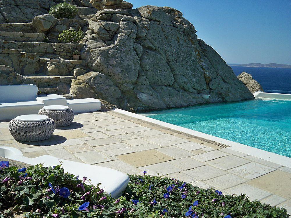 adelaparvu.com despre casa cu arhitectura cicladica, casa rustica Grecia, Villa Naira Mykonos (5)