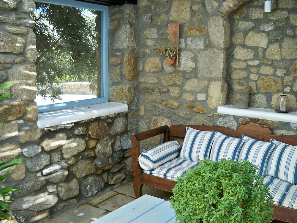 adelaparvu.com despre casa cu arhitectura cicladica, casa rustica Grecia, Villa Naira Mykonos (6)