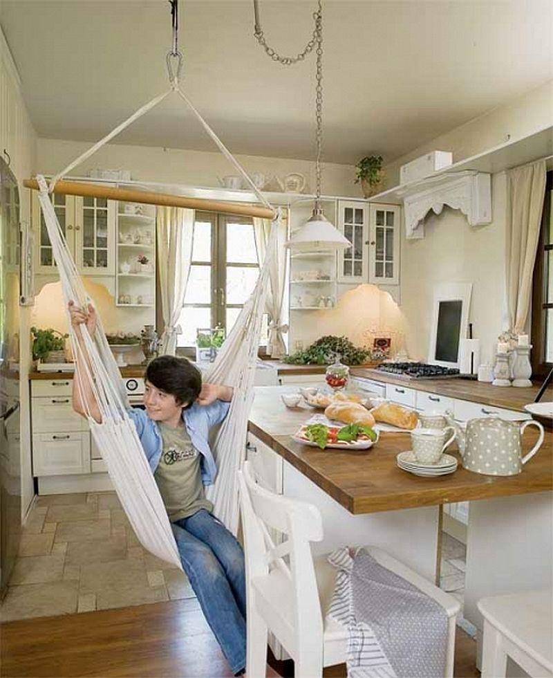 adelaparvu.com despre casa cu decor romantic, casa Polonia, designer Catherine Mazurkiewicz, Foto Weranda Country (1)