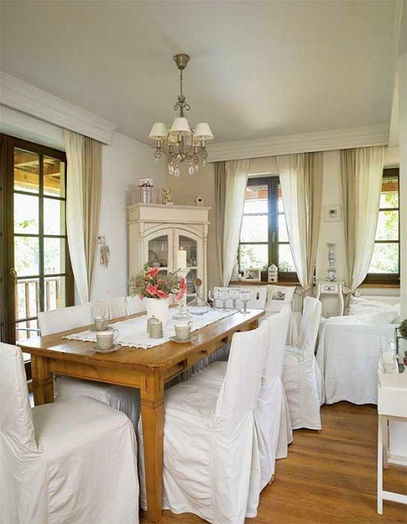adelaparvu.com despre casa cu decor romantic, casa Polonia, designer Catherine Mazurkiewicz, Foto Weranda Country (14)
