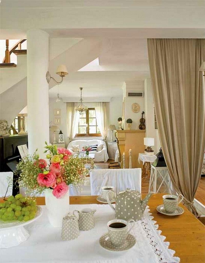 adelaparvu.com despre casa cu decor romantic, casa Polonia, designer Catherine Mazurkiewicz, Foto Weranda Country (15)