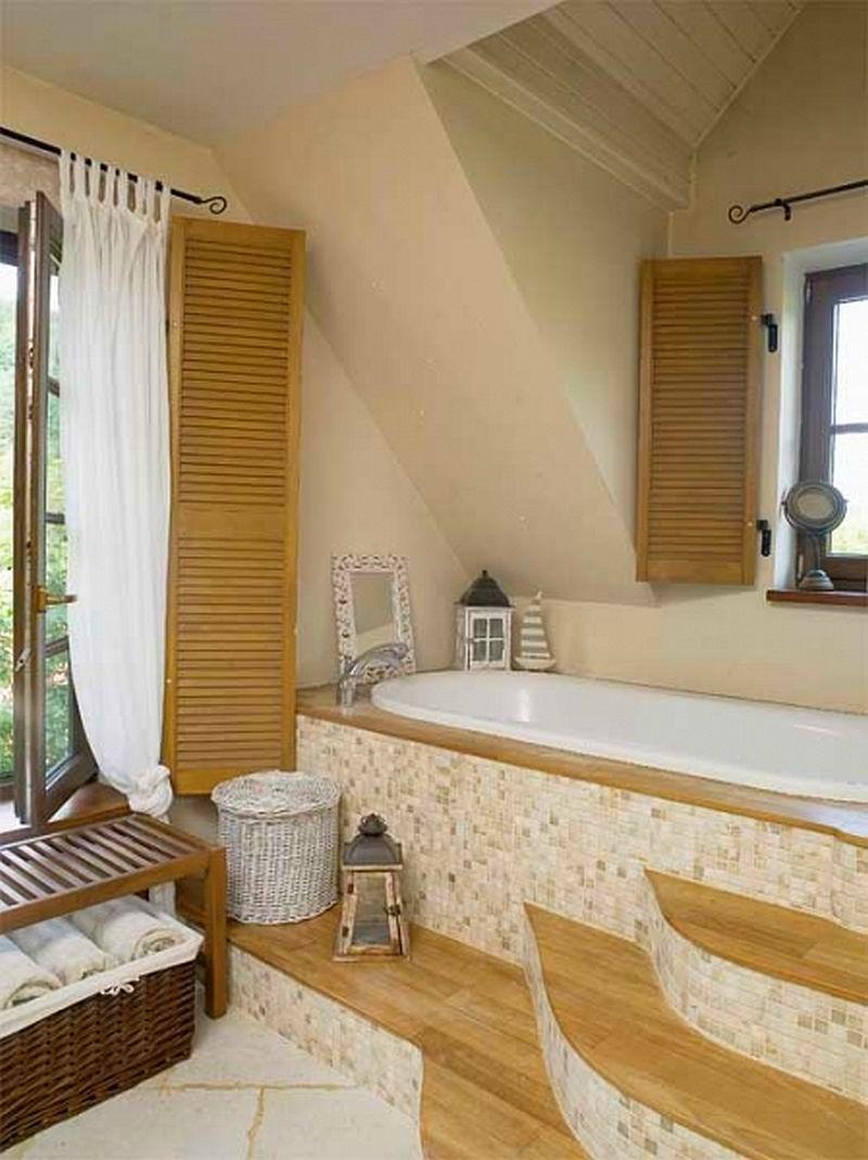 adelaparvu.com despre casa cu decor romantic, casa Polonia, designer Catherine Mazurkiewicz, Foto Weranda Country (23)