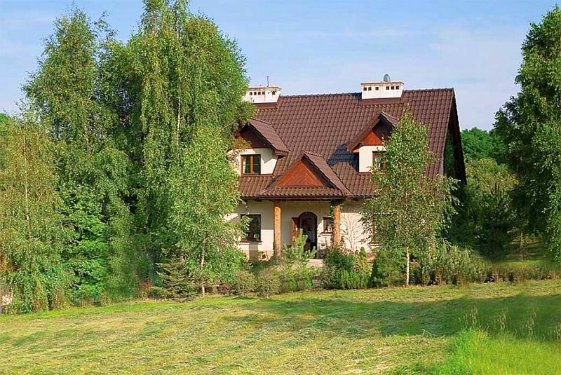 adelaparvu.com despre casa cu decor romantic, casa Polonia, designer Catherine Mazurkiewicz, Foto Weranda Country (3)