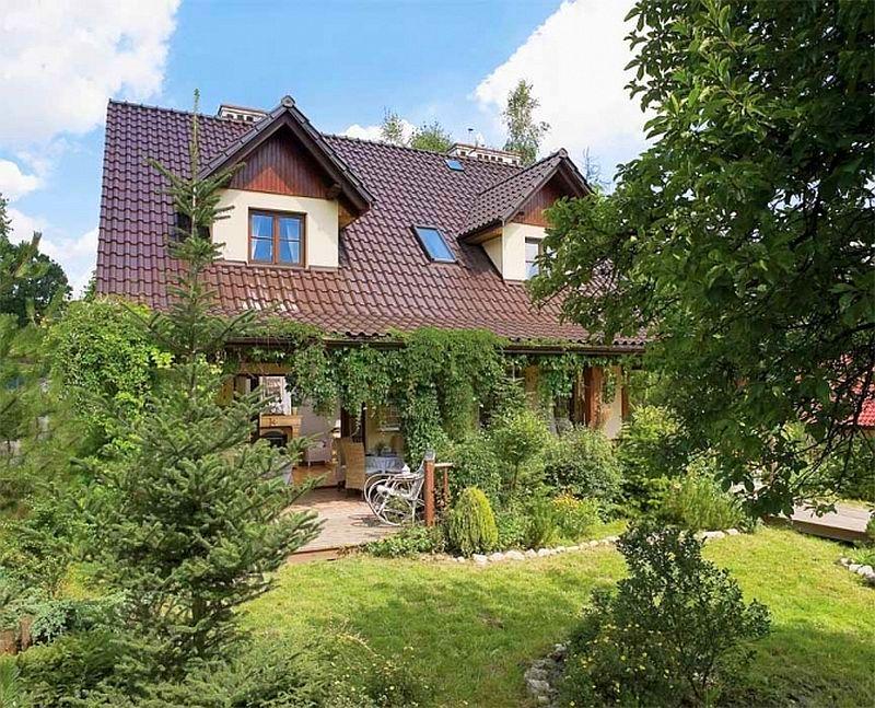 adelaparvu.com despre casa cu decor romantic, casa Polonia, designer Catherine Mazurkiewicz, Foto Weranda Country (4)