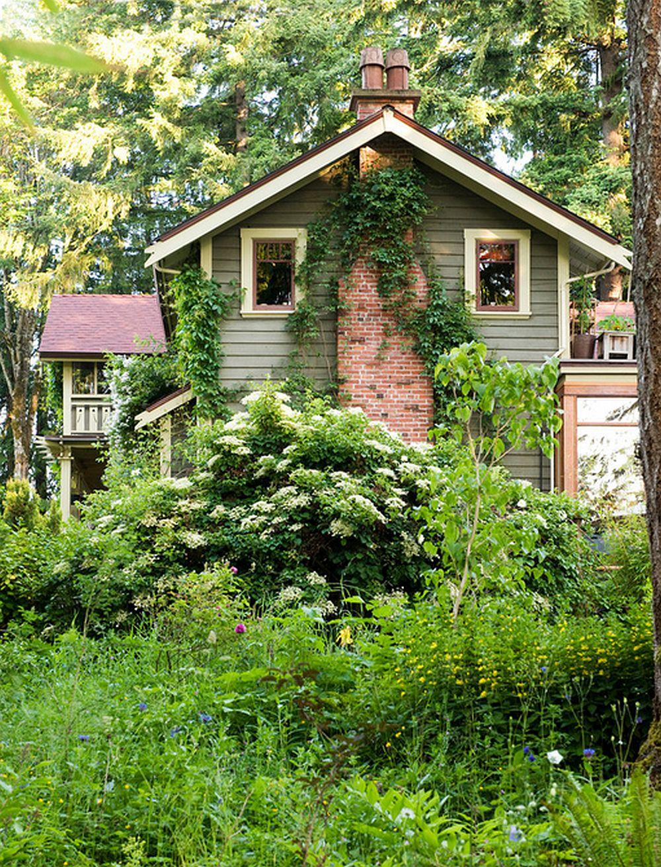 adelaparvu.com despre casa cu gradina, gradina superba, design David Coulson (1)