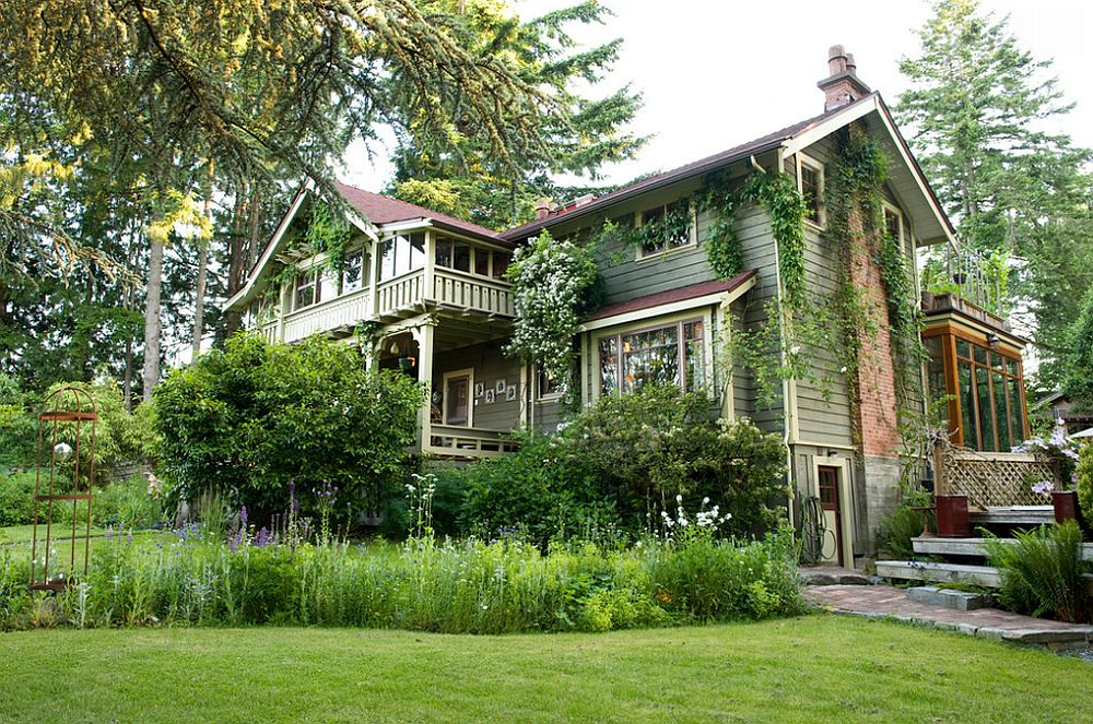 adelaparvu.com despre casa cu gradina, gradina superba, design David Coulson (2)