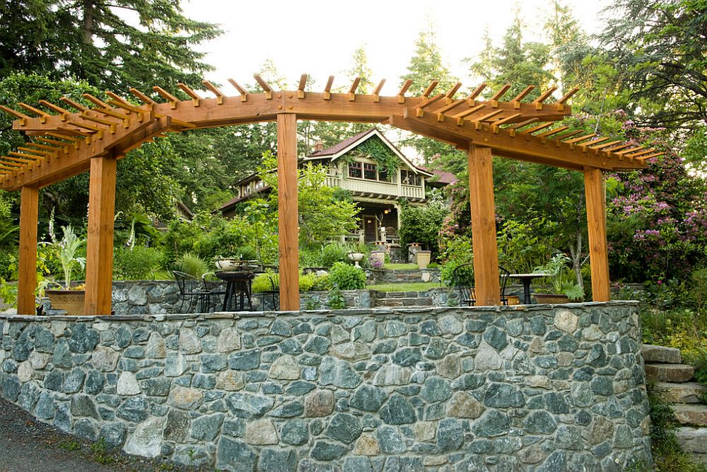 adelaparvu.com despre casa cu gradina, gradina superba, design David Coulson (3)