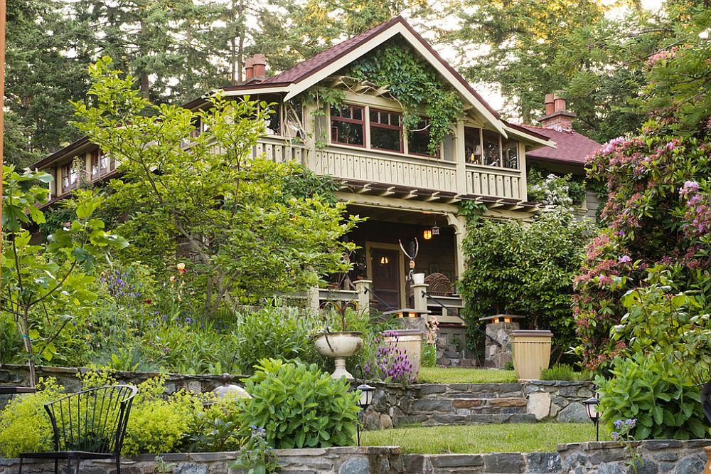 adelaparvu.com despre casa cu gradina, gradina superba, design David Coulson (4)