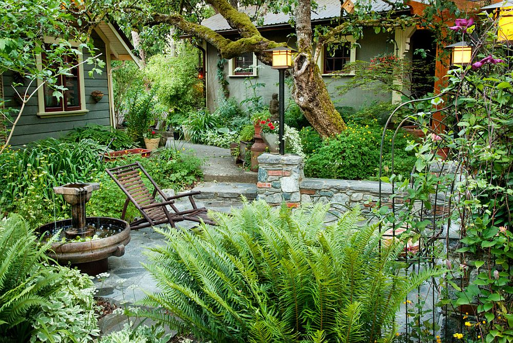 adelaparvu.com despre casa cu gradina, gradina superba, design David Coulson (6)