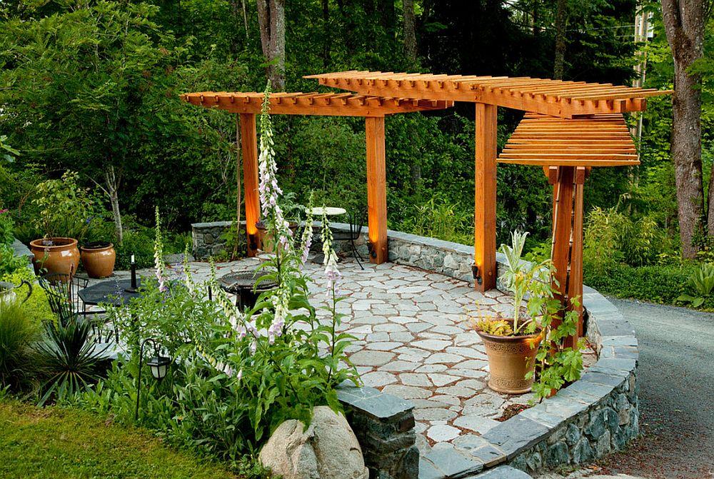 adelaparvu.com despre casa cu gradina, gradina superba, design David Coulson (8)