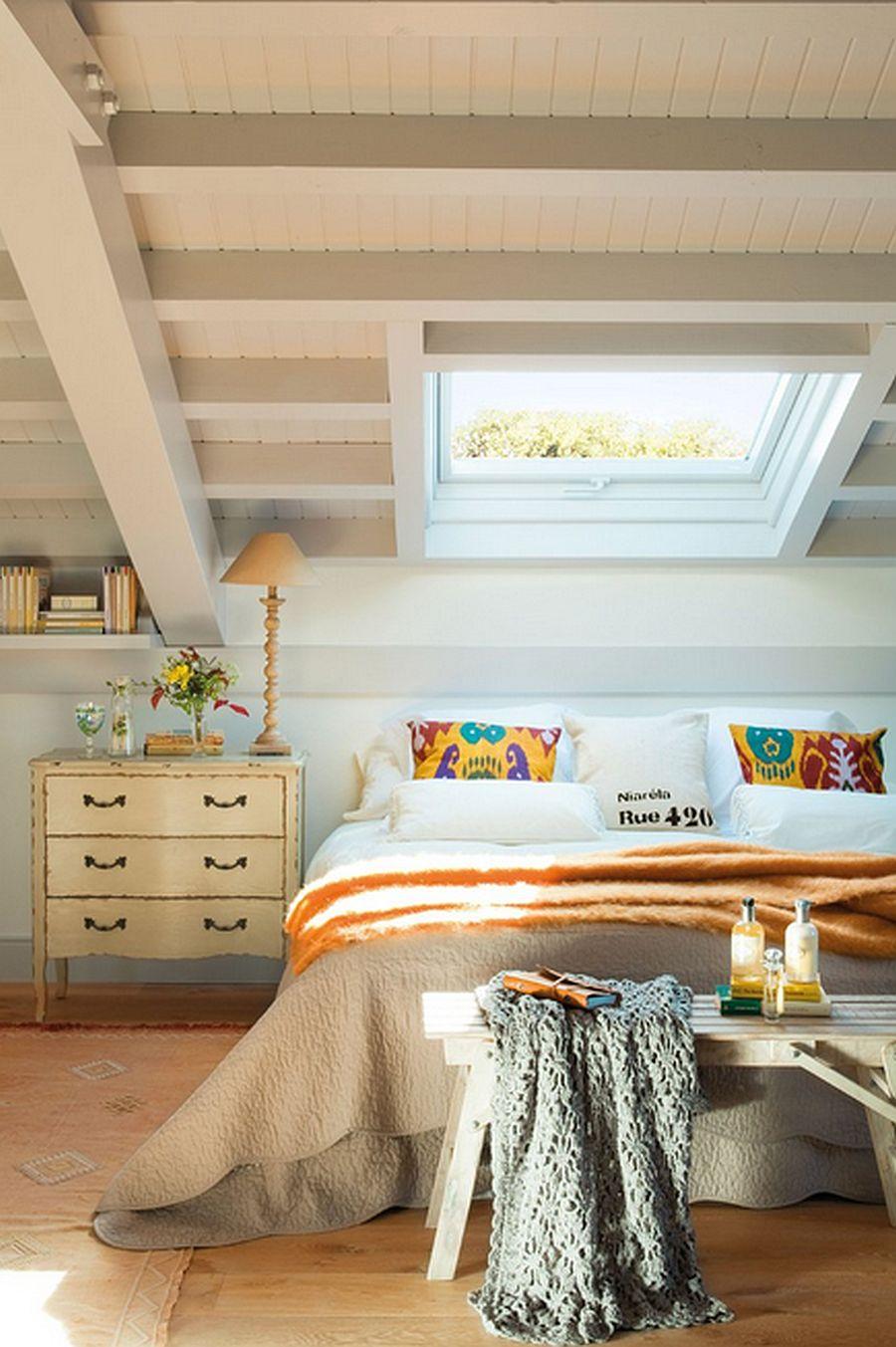 adelaparvu.com despre casa cu terase, casa cu tamplarie verde, casa Spania, Comillas, foto Elmueble (18)