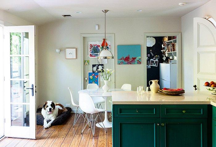 adelaparvu.com despre casa de tip hacienda, casa SUA, casa Katie Tarses, Foto One kings lane (7)