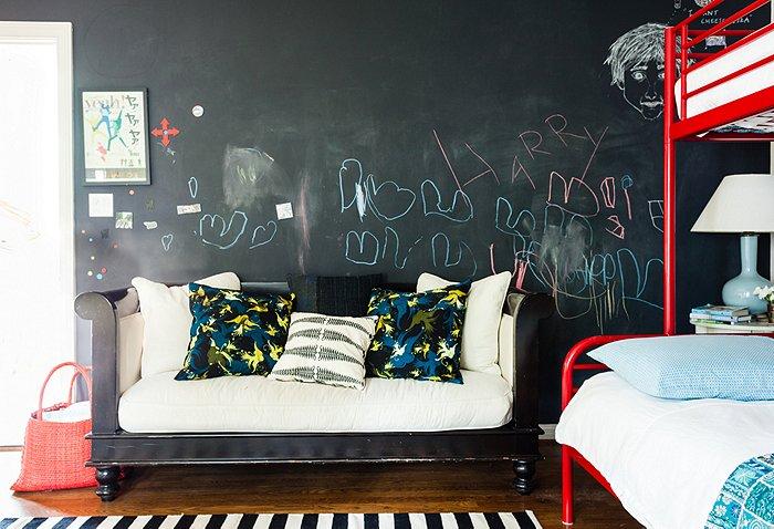 adelaparvu.com despre casa de tip hacienda, casa SUA, casa Katie Tarses, Foto One kings lane (8)