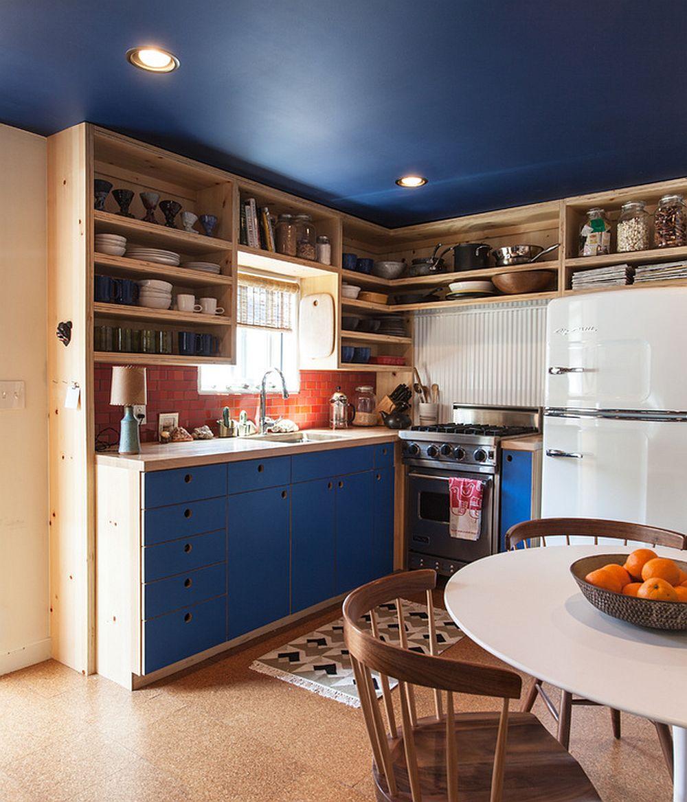 adelaparvu.com despre casa de vacanta intr-o rulota transformata, design Steven Johanknecht, Commune Design (3)