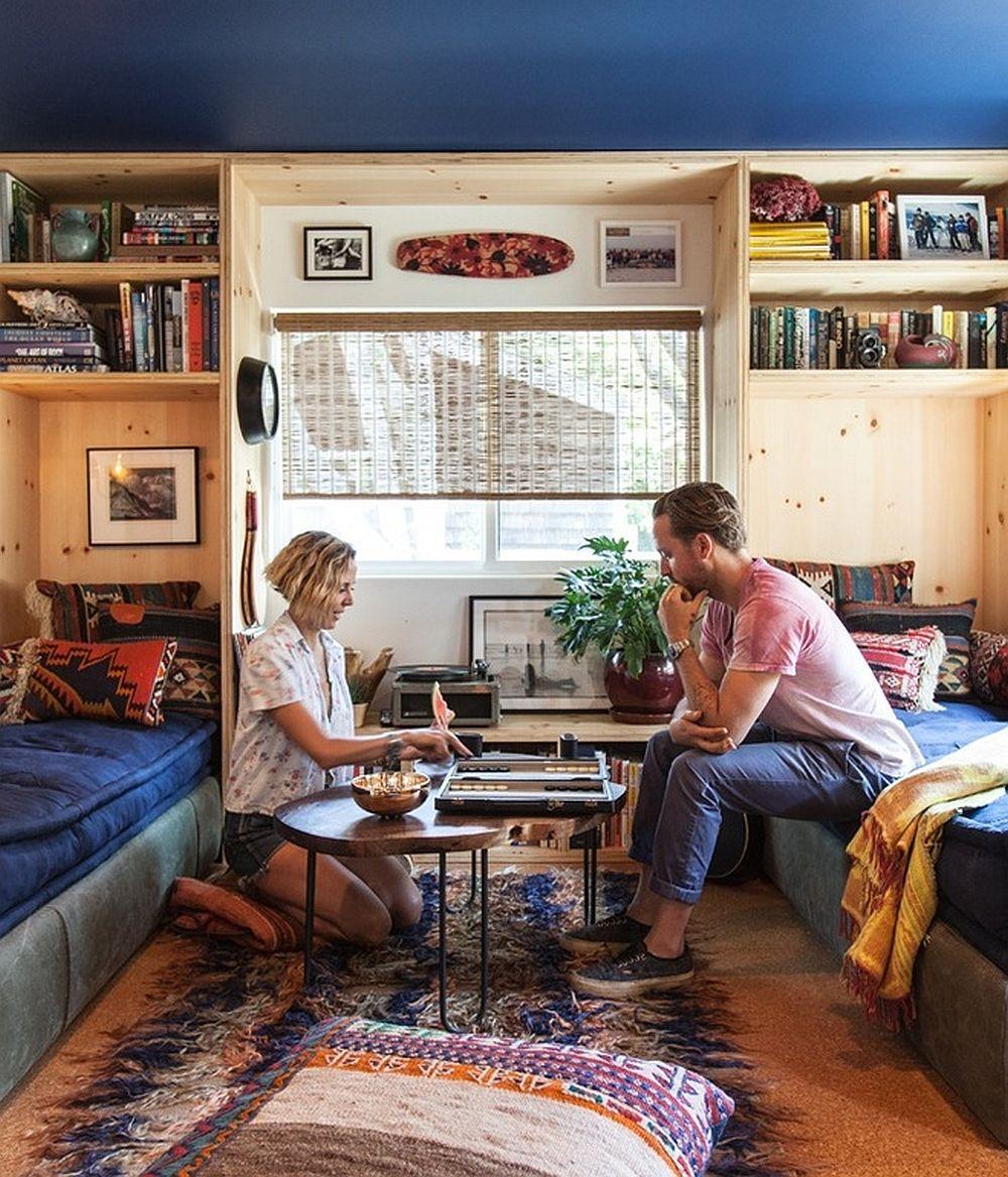 adelaparvu.com despre casa de vacanta intr-o rulota transformata, design Steven Johanknecht, Commune Design (4)