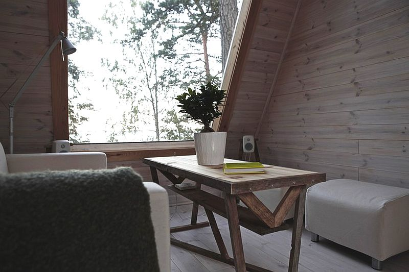 adelaparvu.com despre casa de vacanta mica din lemn, casa Nido, design Robin Falck (2)