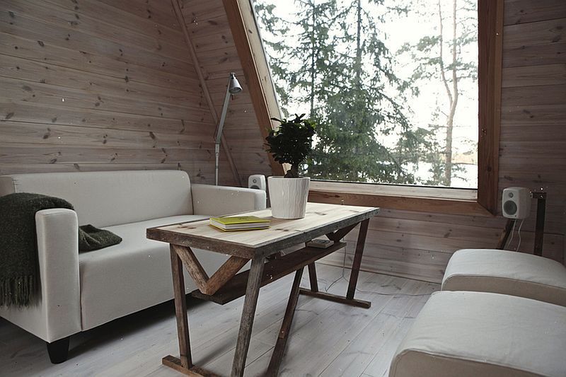 adelaparvu.com despre casa de vacanta mica din lemn, casa Nido, design Robin Falck (7)